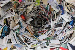 réduire--papier-déchets